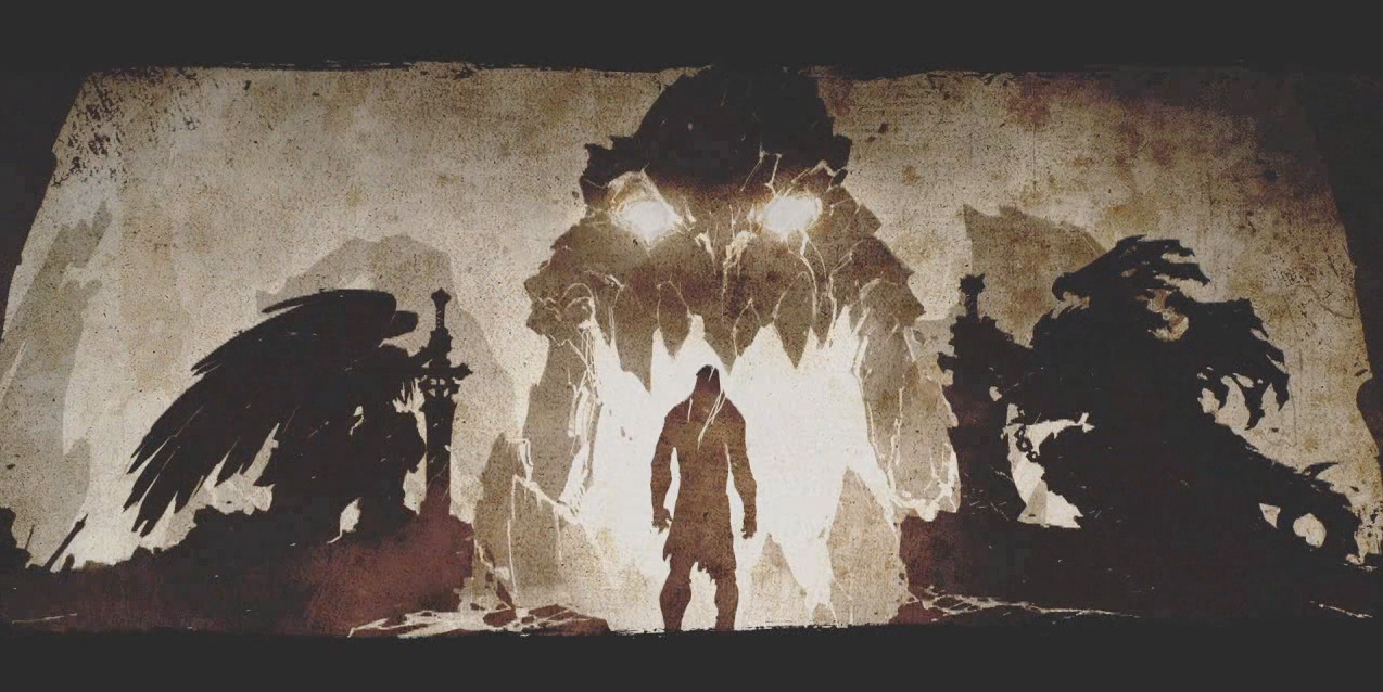 Darksiders 2 behind the mask video series follows up with a look at