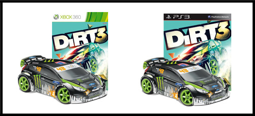 dirt 3 limited edition bundle costs 300 includes rc car. Black Bedroom Furniture Sets. Home Design Ideas