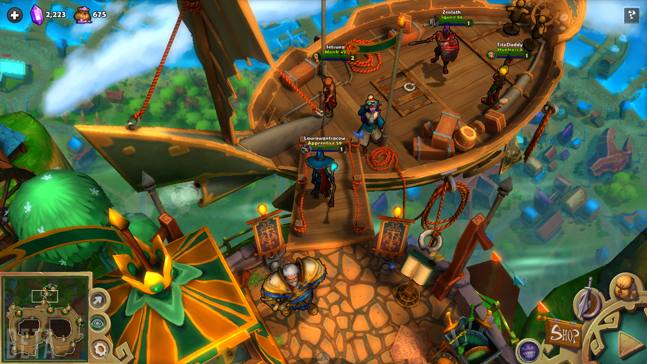 dungeon defender 2 free to play