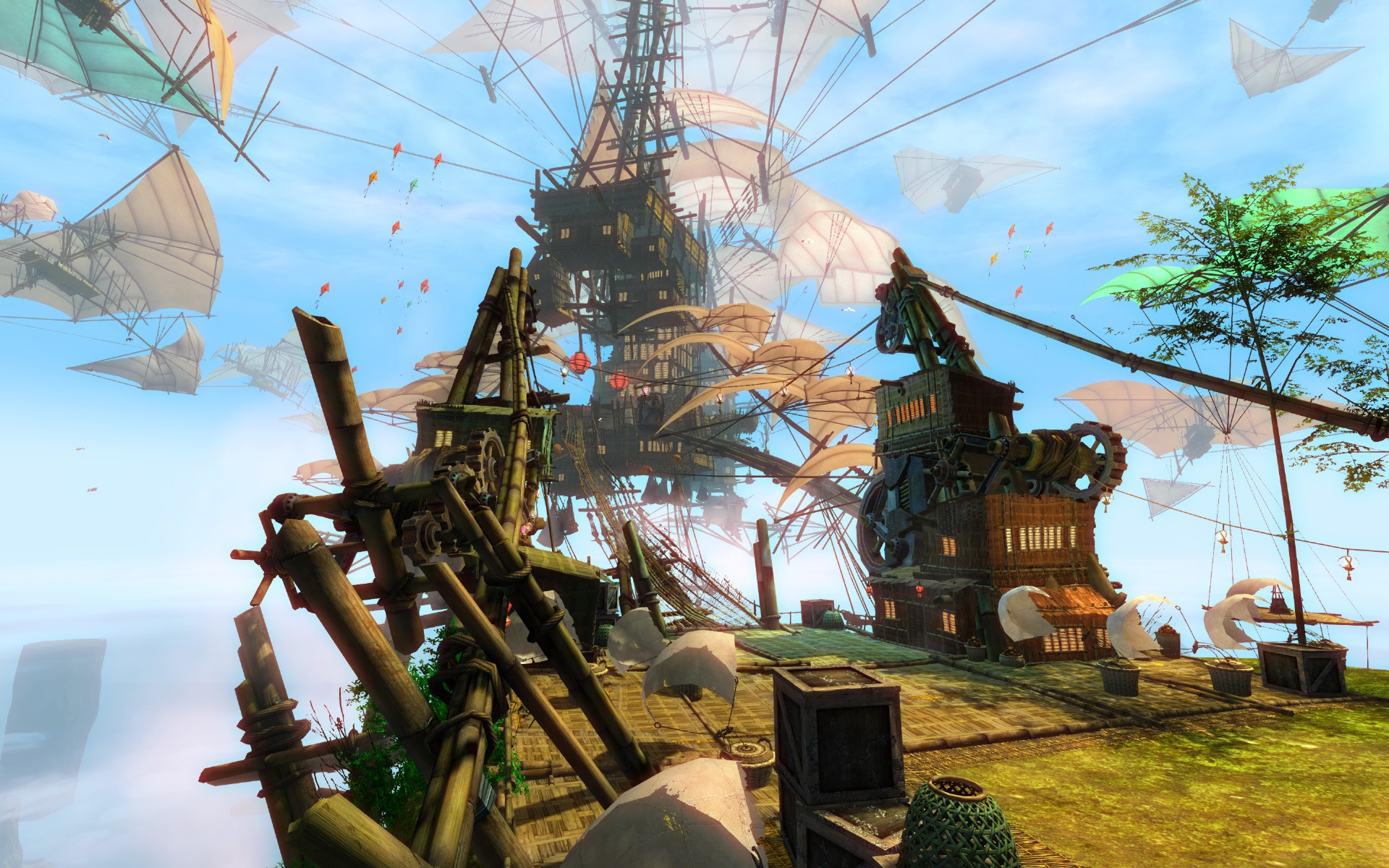 ArenaNet throwing another Guild Wars 2 free trial, at least