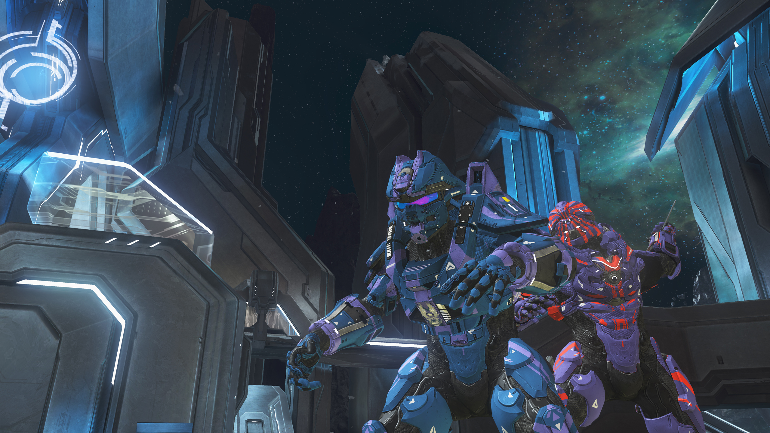 Halo 4 S Majestic Map Pack Trailer Screenshots And Official
