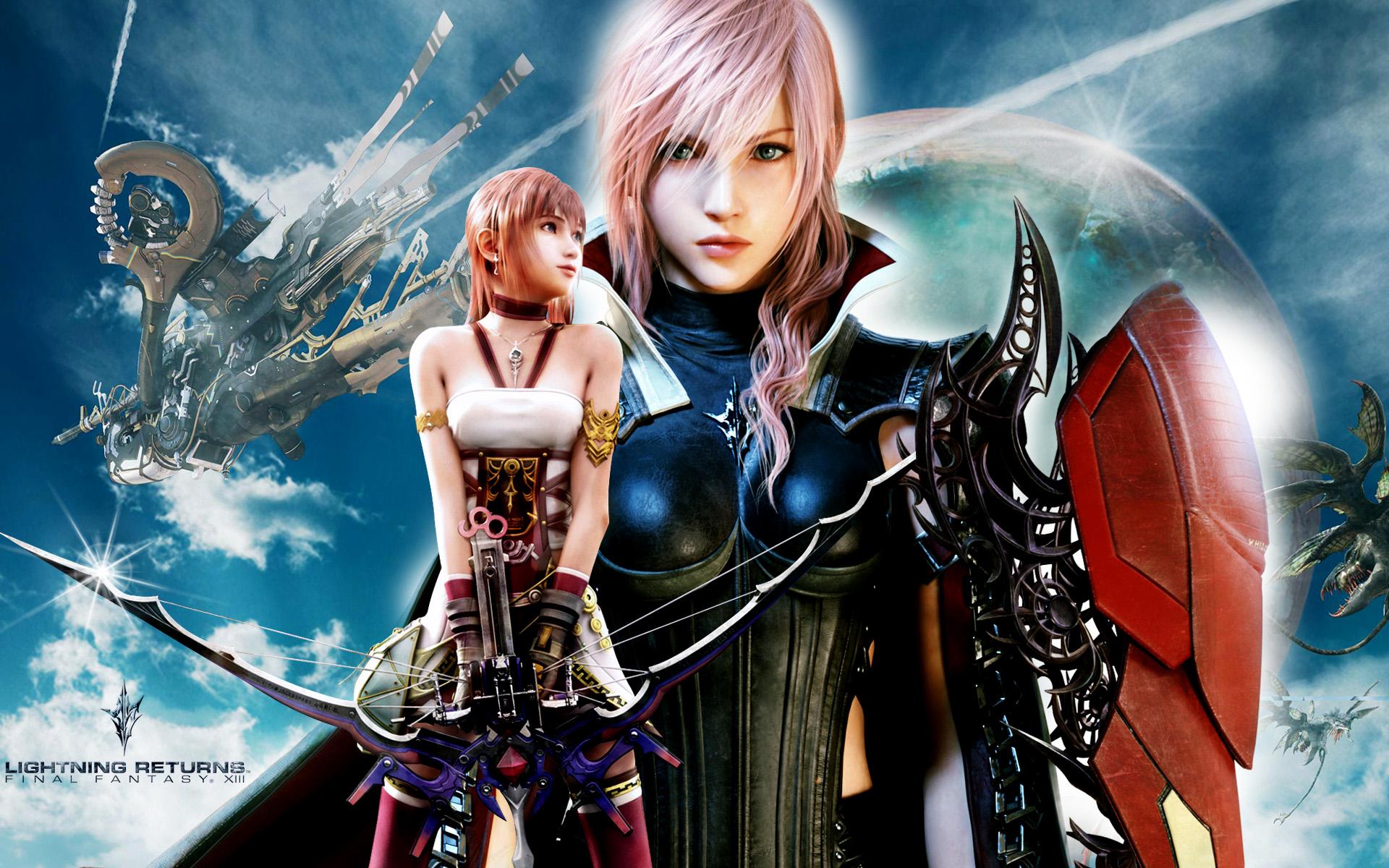 Xbox 360 Final Fantasy 13 Cheats Lightning Returns Final Fantasy Xiiiwide