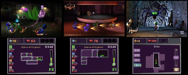 Re Luigi S Mansion Dark Moon Multiplayer Hunter Mode May