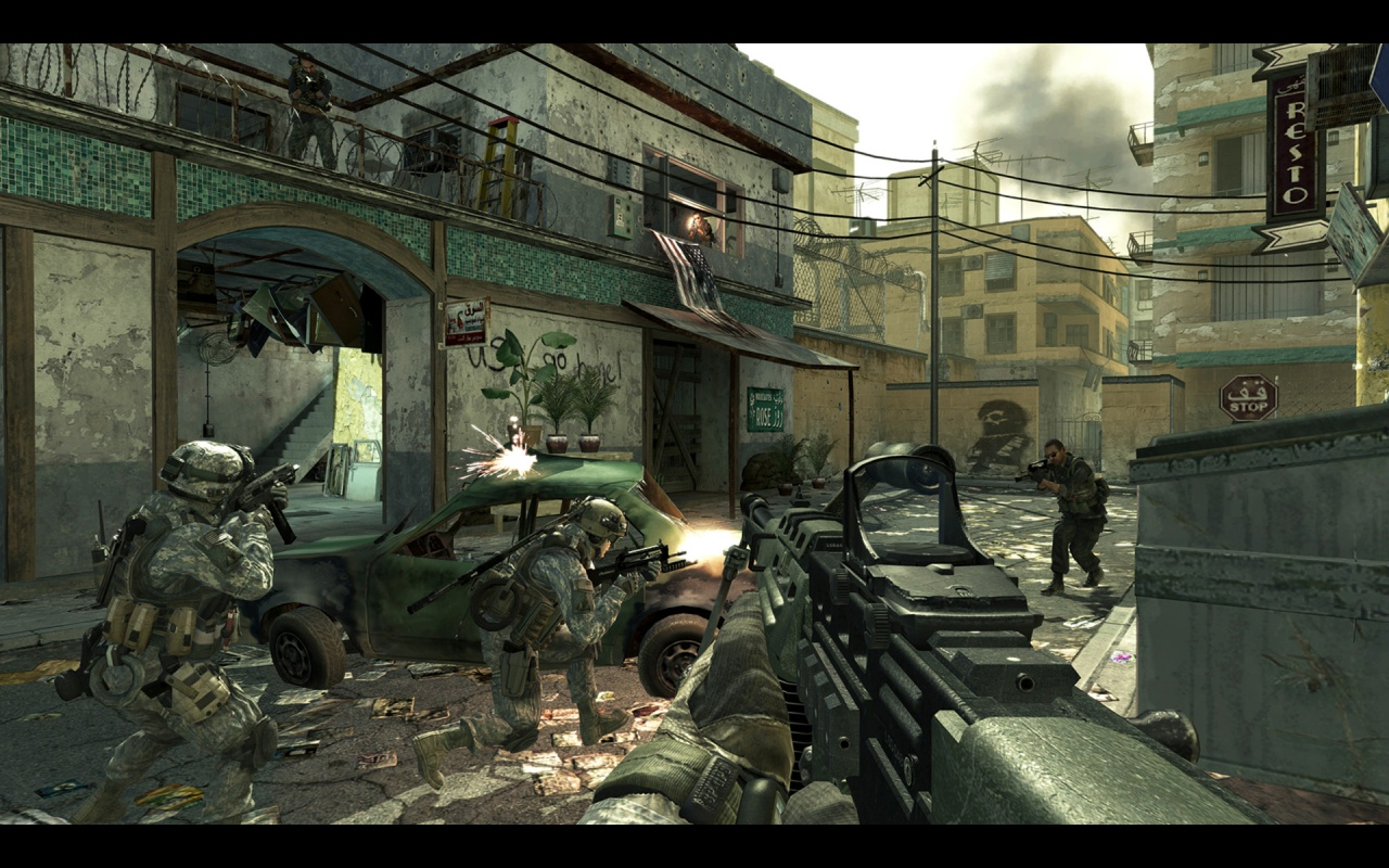 [SAVE]-[PS3] Survie MW3 Lvl 50 - [MW3] Discussions