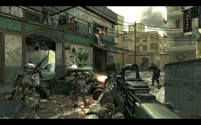 Modern Warfare 2 Cracked Servers