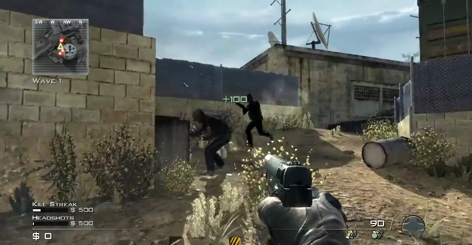 Modern Warfare 3 Gameplay Trailer Focuses On New Spec Ops Survival Mode Neoseeker