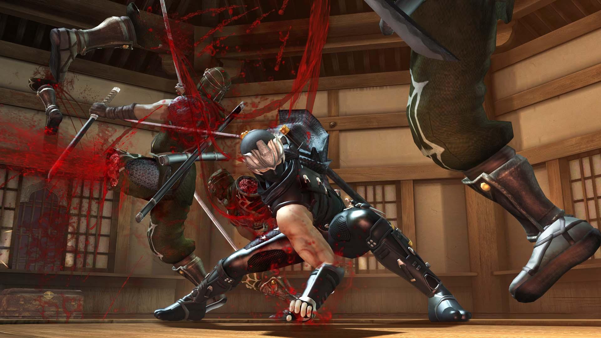Ninja Gaiden III Will Include Easier 'Hero Mode' For Story
