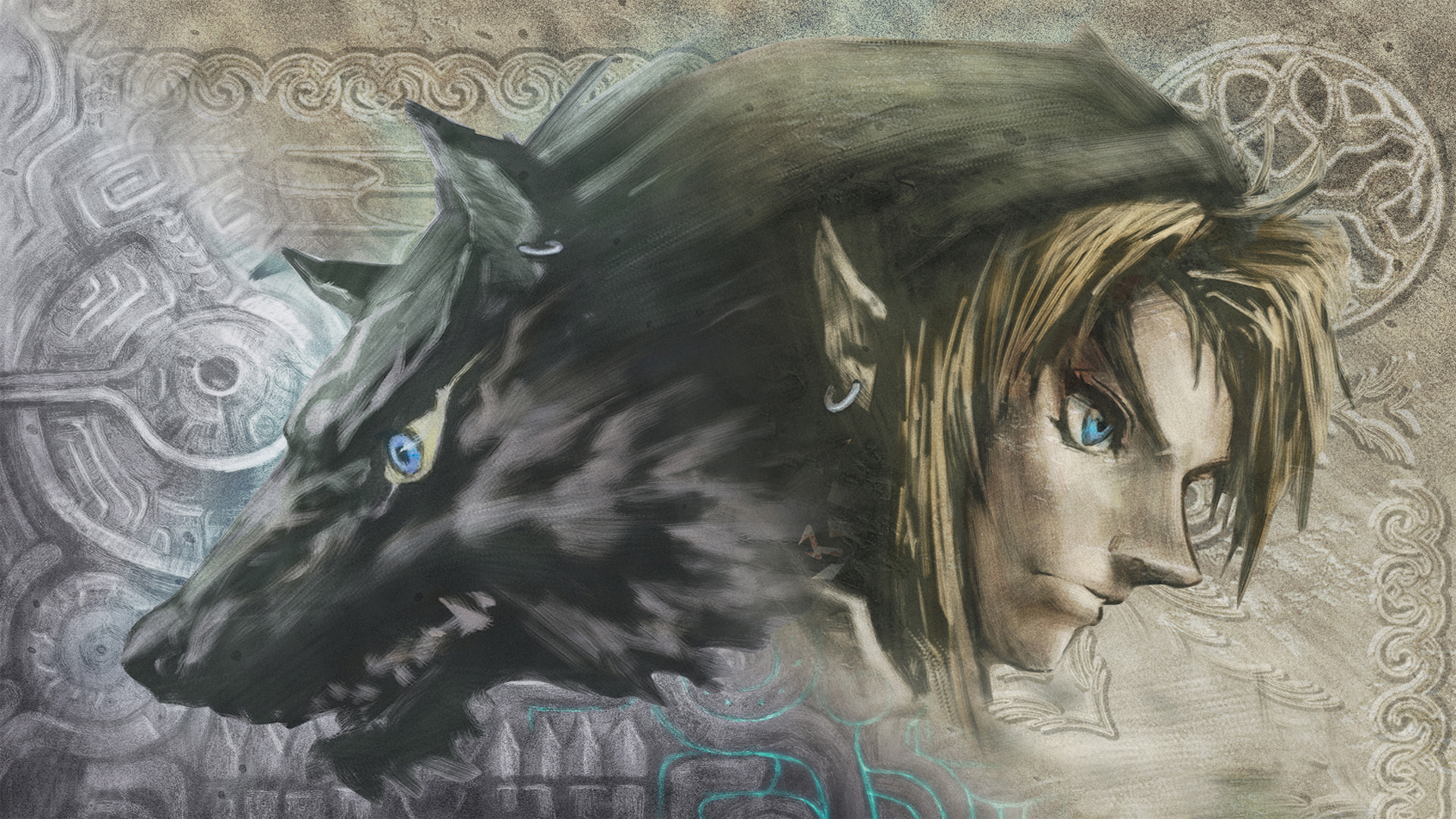 The Legend of Zelda: Twilight Princess HD comes with a Wolf Link