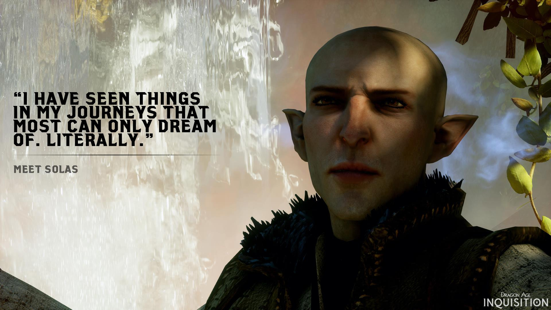 Dragon Age: Inquisition gets an official introduction to