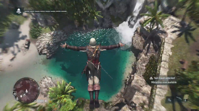 Assassin's Creed 4: Black Flag's latest 'Pirate Gameplay Experience