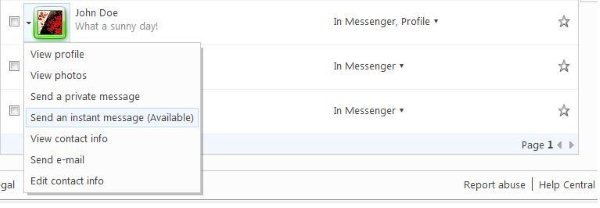 Windows Live Hotmail adds web based instant messenger - Neoseeker