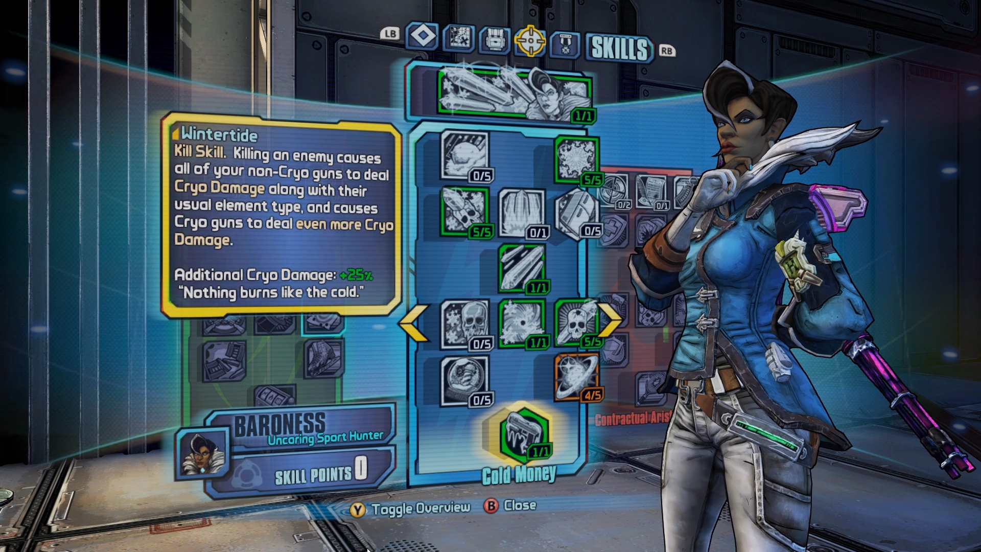 Borderlands the pre sequel still riding the dlc train playable lady