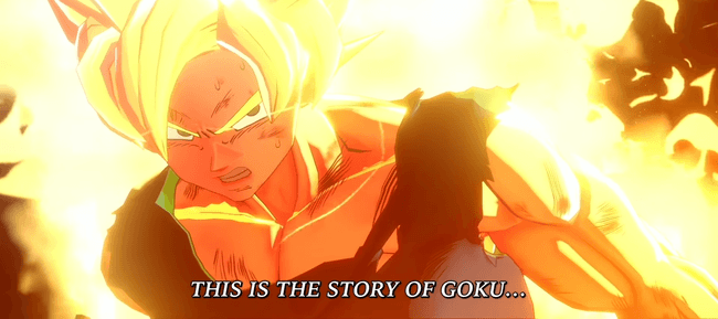 Dragon Ball Game Project Z Retells The Story Through The Eyes Of
