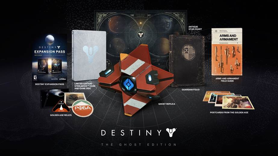 1b92f9528e1 Destiny s multiple editions revealed