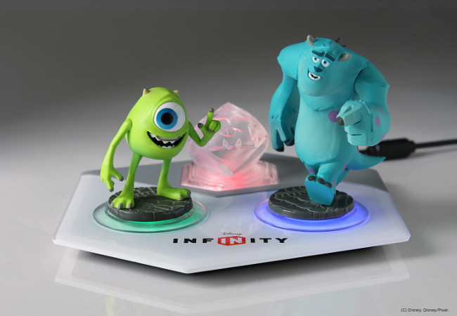 Monsters University coming to Disney Infinity, a dozen ...