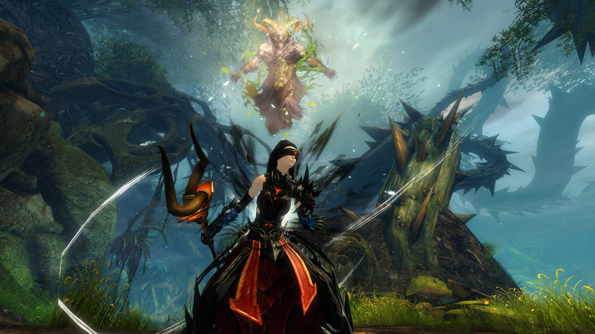 Guild Wars 2: Heart of Thorns' Revenant will channel the
