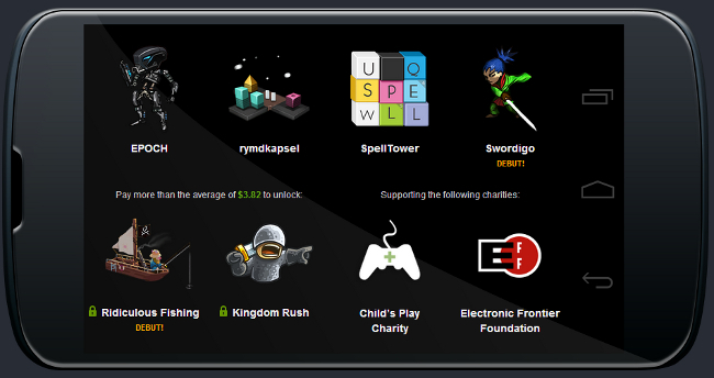 Humble Mobile Bundle 3 goes angling, catches six Android ...