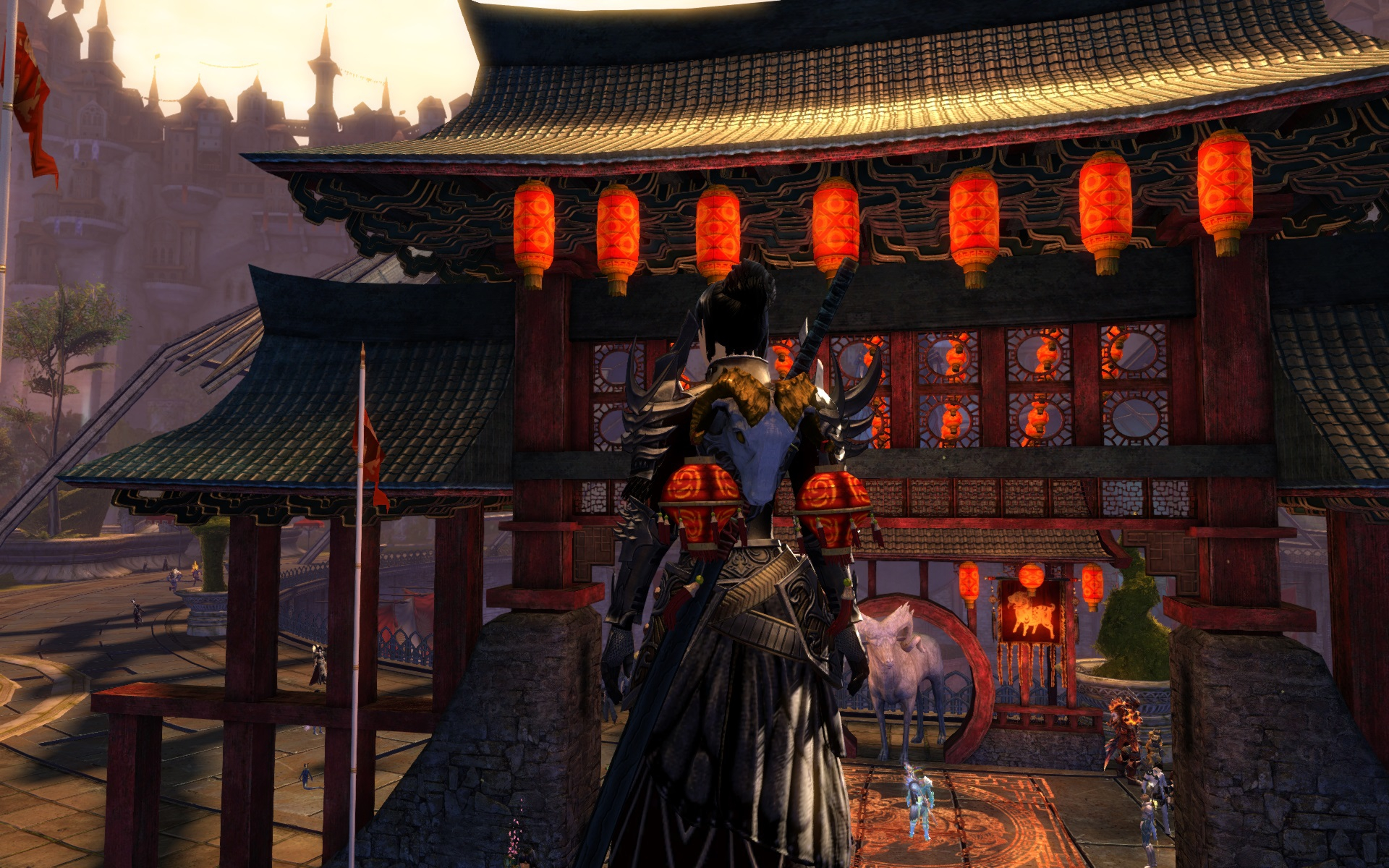 Gw2 Lunar New Year 2020.Guild Wars 2 Gets Into The Lunar New Year Spirit As New