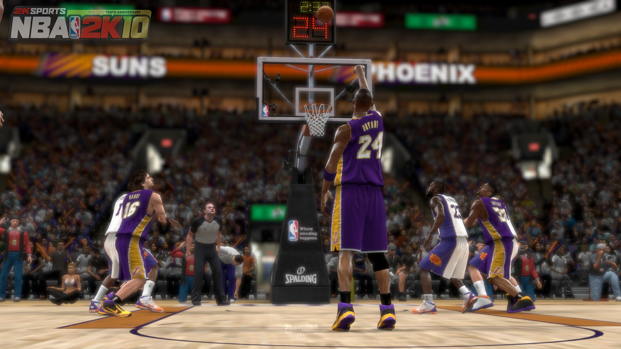NBA 2K10 PC patch IGN Boards