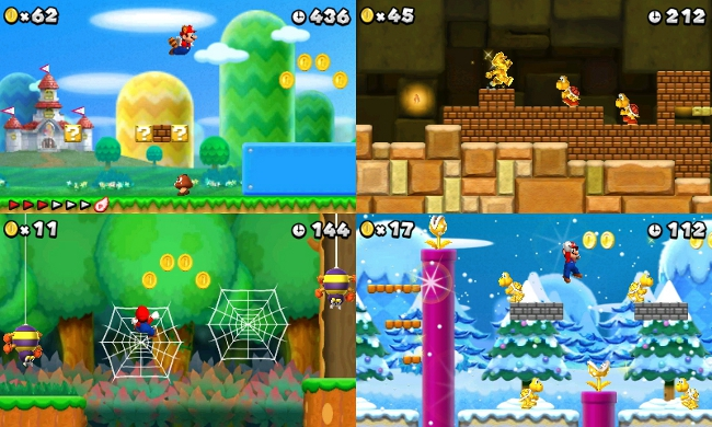 New Super Mario Bros 2 And Animal Crossing Coming To The 3ds