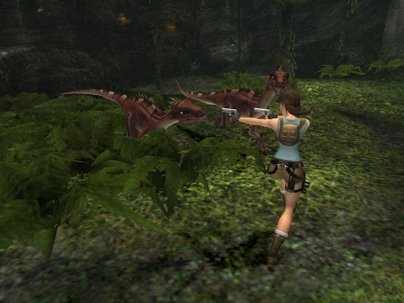 Eidos Launches New Tomb Raider Gameplay And Bonus Neoseeker
