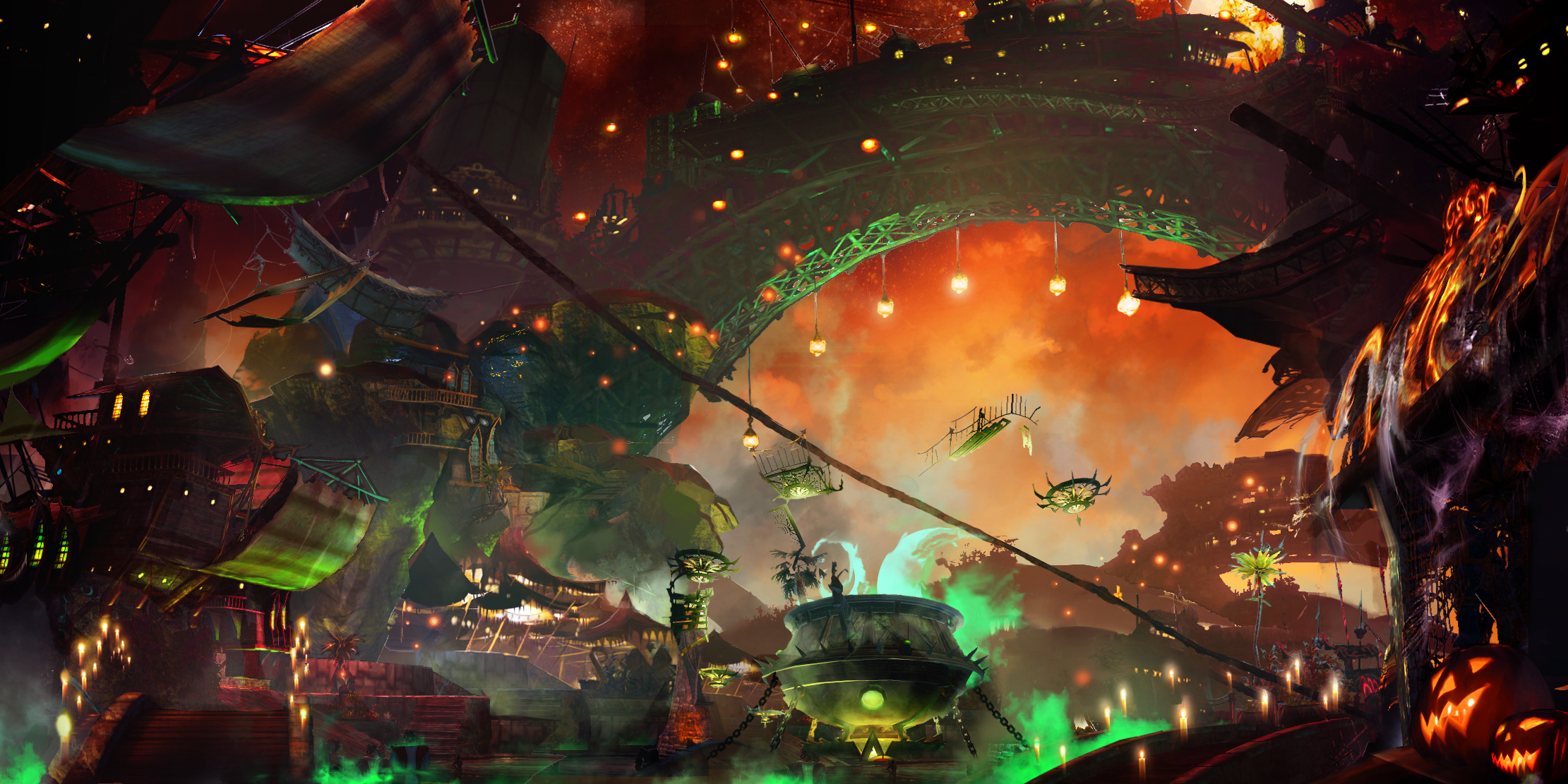 Guild Wars 2 Halloween event far from over, more content incoming ...