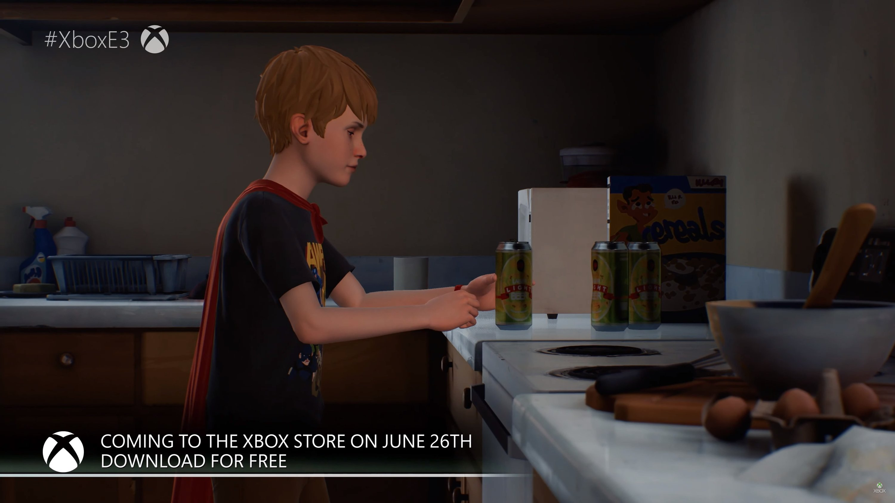 The Awesome Adventures Of Captain Spirit Announced At Xbox
