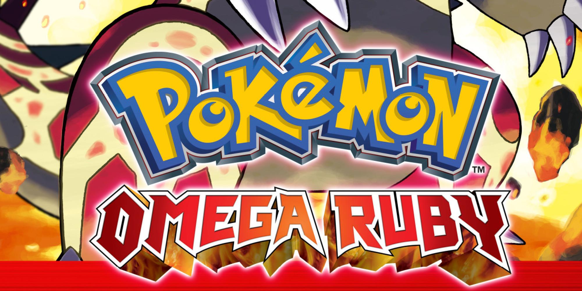 Pokémon Omega Ruby and Alpha Sapphire introduces Mega ...