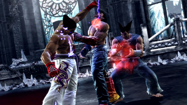 Pre Order Tekken Tag Tournament 2 For Day One Access To Four Dlc