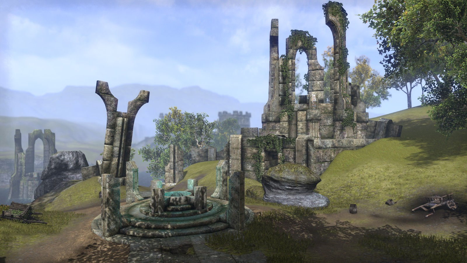 Tamriel coming alive in latest The Elder Scrolls Online