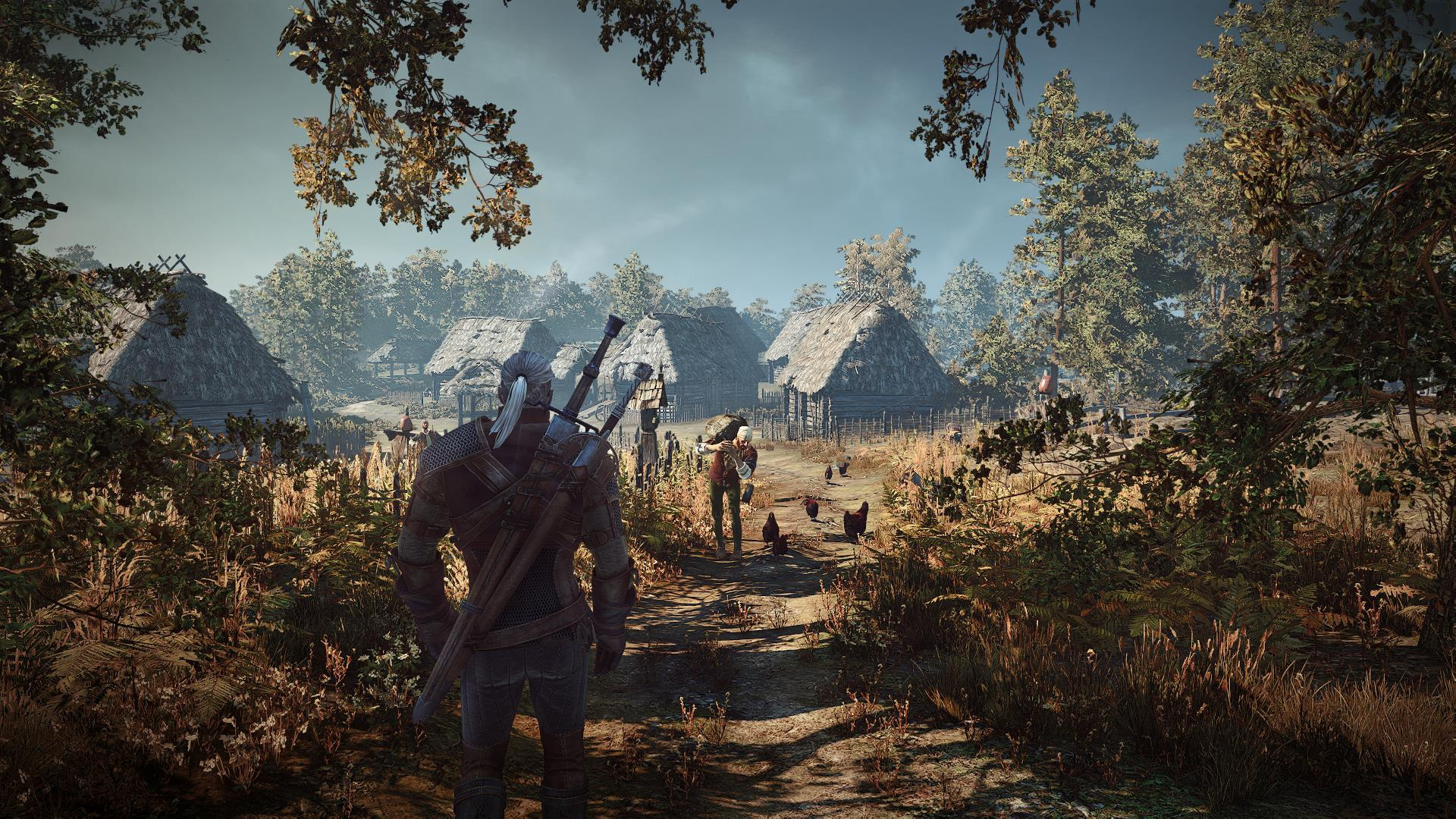 In The Newest Gameplay Trailer For CD Projekts Upcoming Witcher 3 Wild Hunt