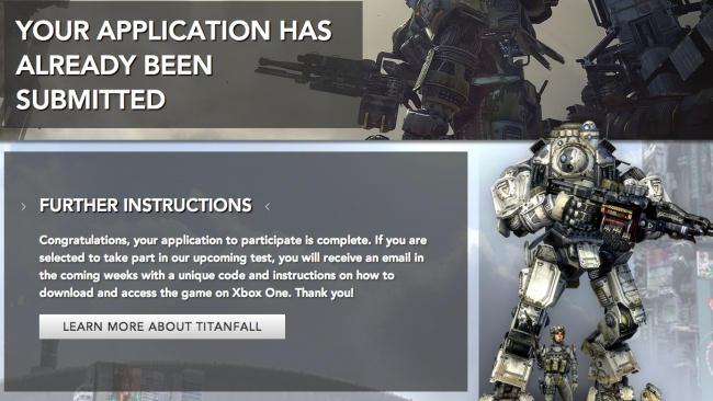 One beta registration emails go out to verified Battlefield 4 Xbox One