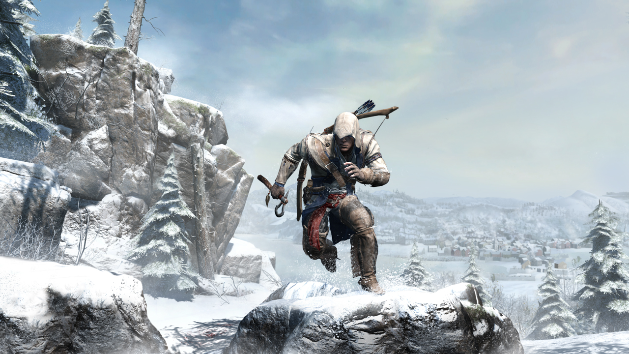 Assassin S Creed 3 Third Behind The Scenes Video Focuses On Latest