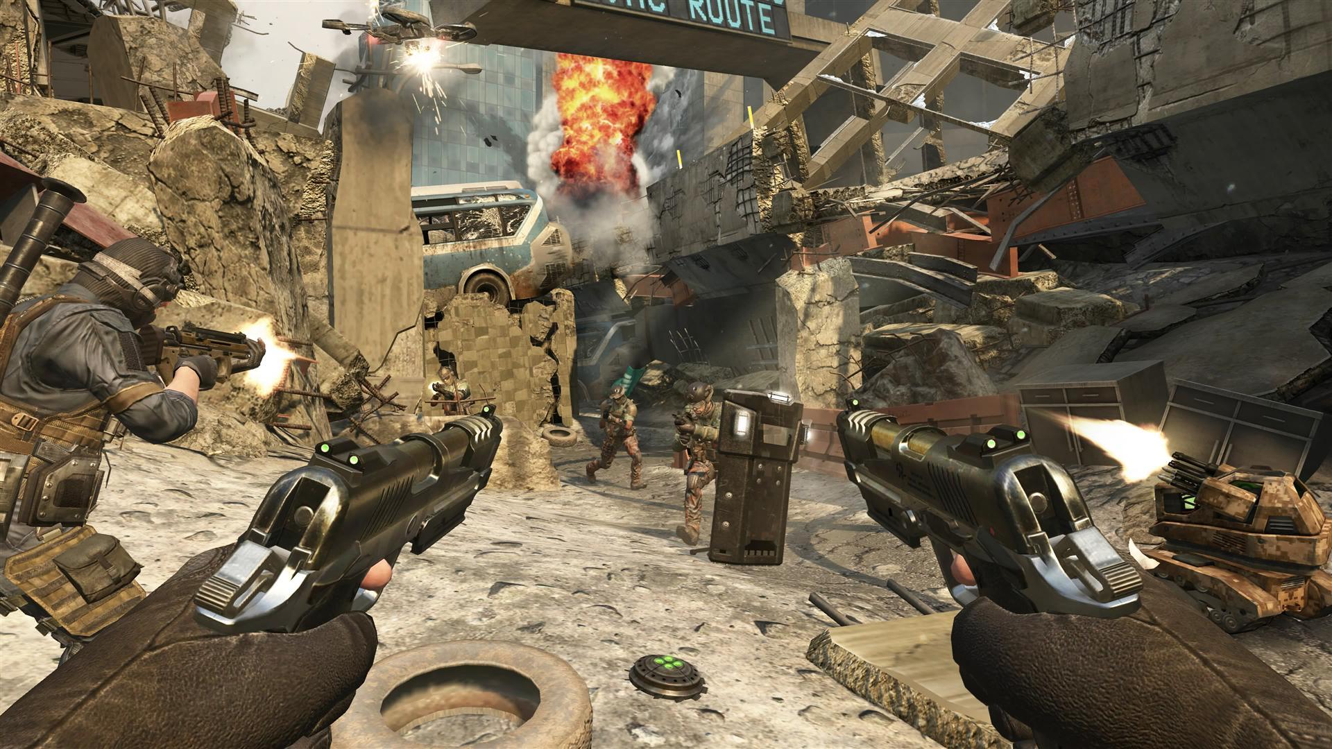 Call Of Duty Black Ops 2 Sees New Screenshots Declassified Trailer Shows Vita Gameplay Neoseeker