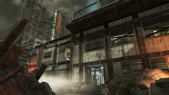 New screenshots depict Black Ops 'First Strike' maps in hi-res detail Image