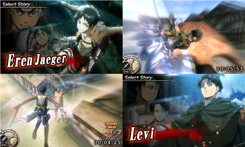 Attack on titan game release date