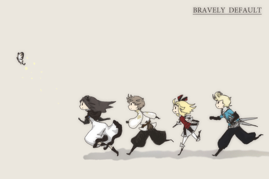 Bravely Default's demo now available for North American 3DS
