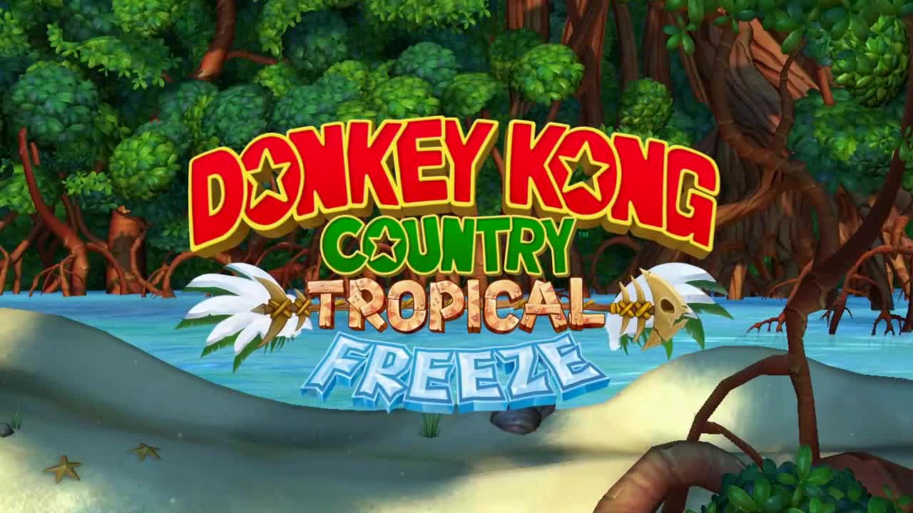 Donkey Kong Country Tropical Freeze Delayed Into February 2014