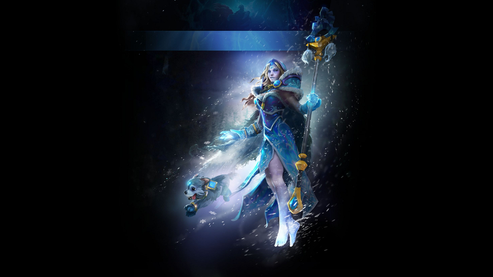 Dota 2's New Bloom adds Winter Wyvern, Crystal Maiden ...