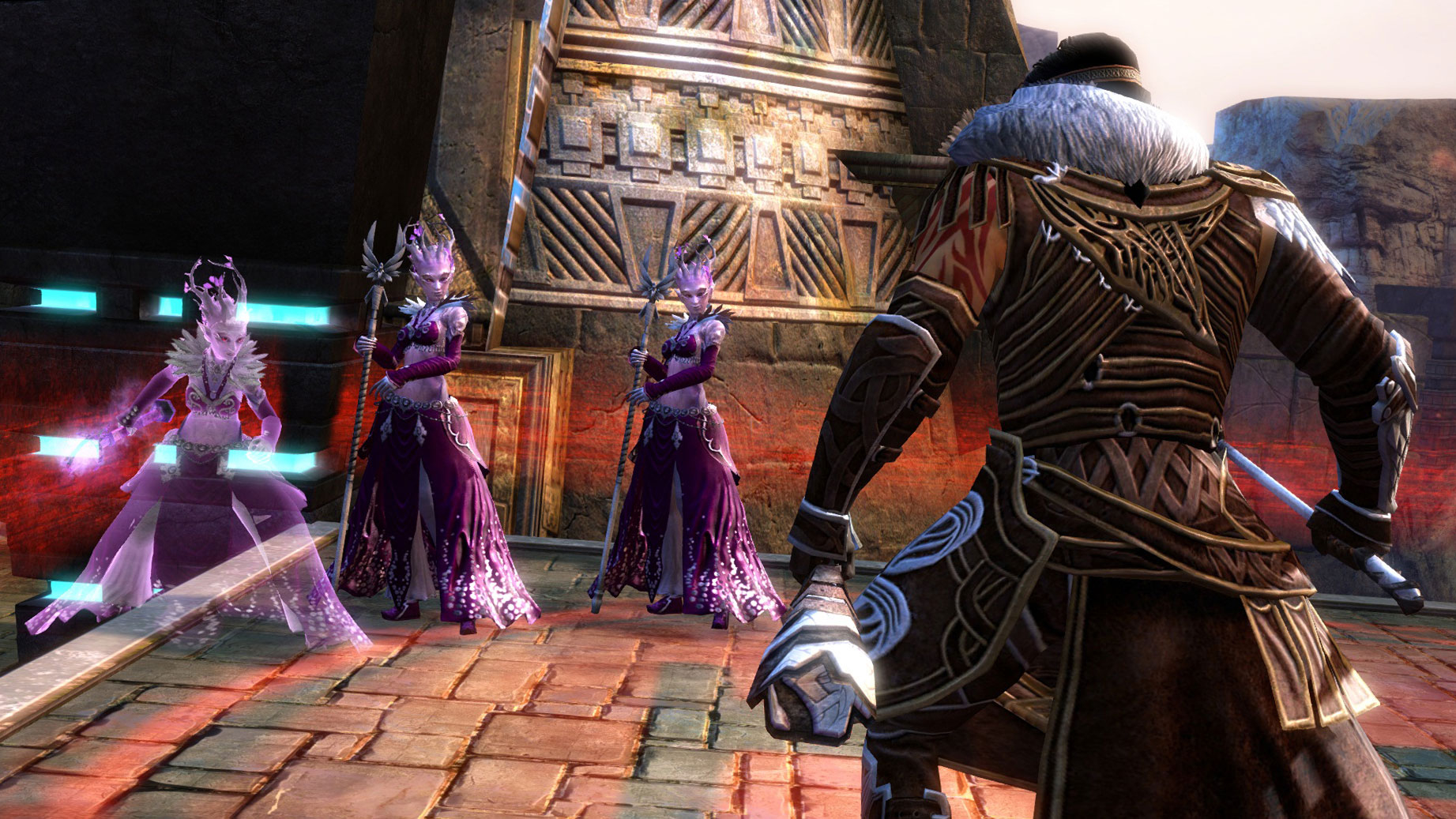 ArenaNet details new Guild Wars 2 trait system and class