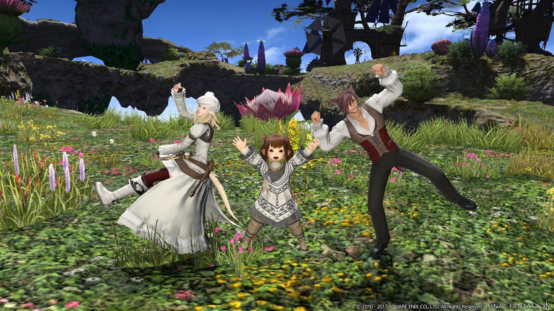 The edge to ff14