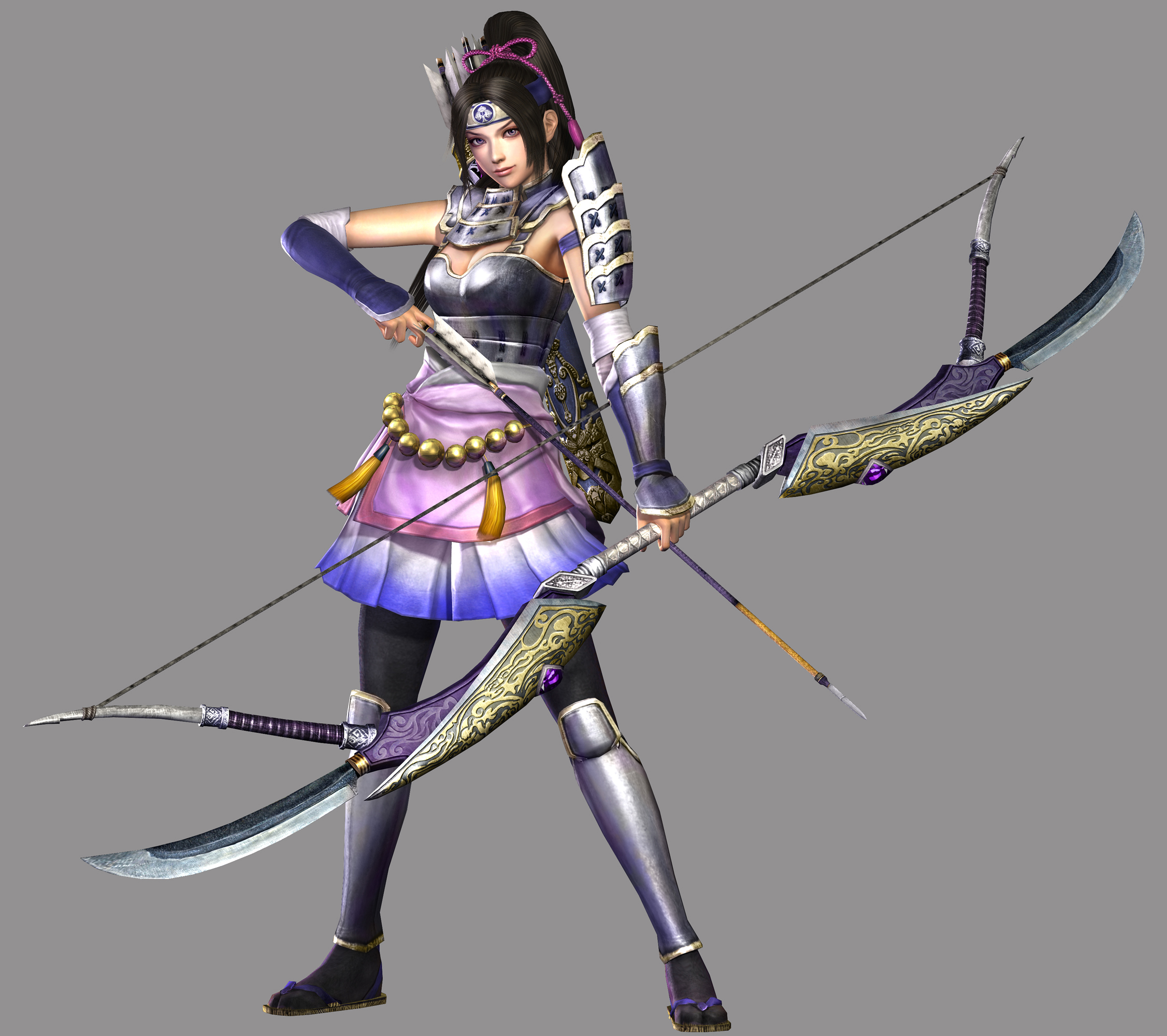 Warriors Orochi 4 Xbox Review: [Update] Samurai Warriors 3 Screenshots And Gameplay