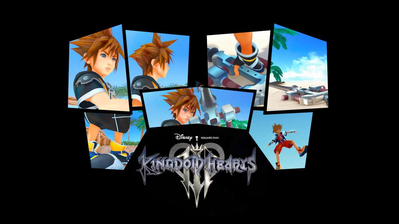 Kingdom Hearts 3 Gameplay Trailer Sora Fights The Hercules Rock