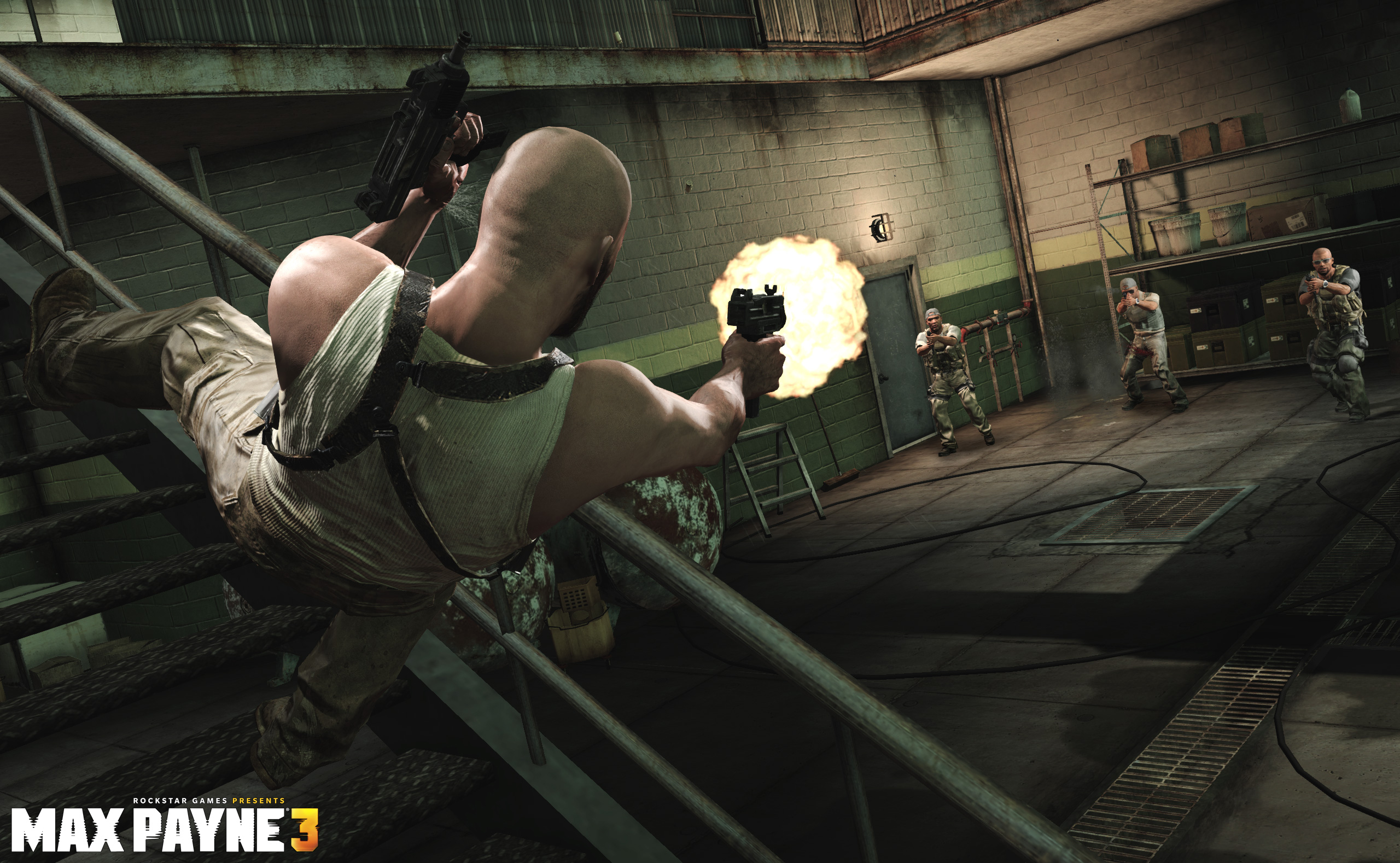 Max Payne 3 Pc Requirements Detailed Further New Screens