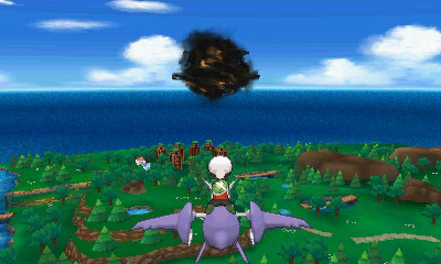 Mega glalie and steelix leak in pokemon omega ruby alpha - Minecraft boquete ...