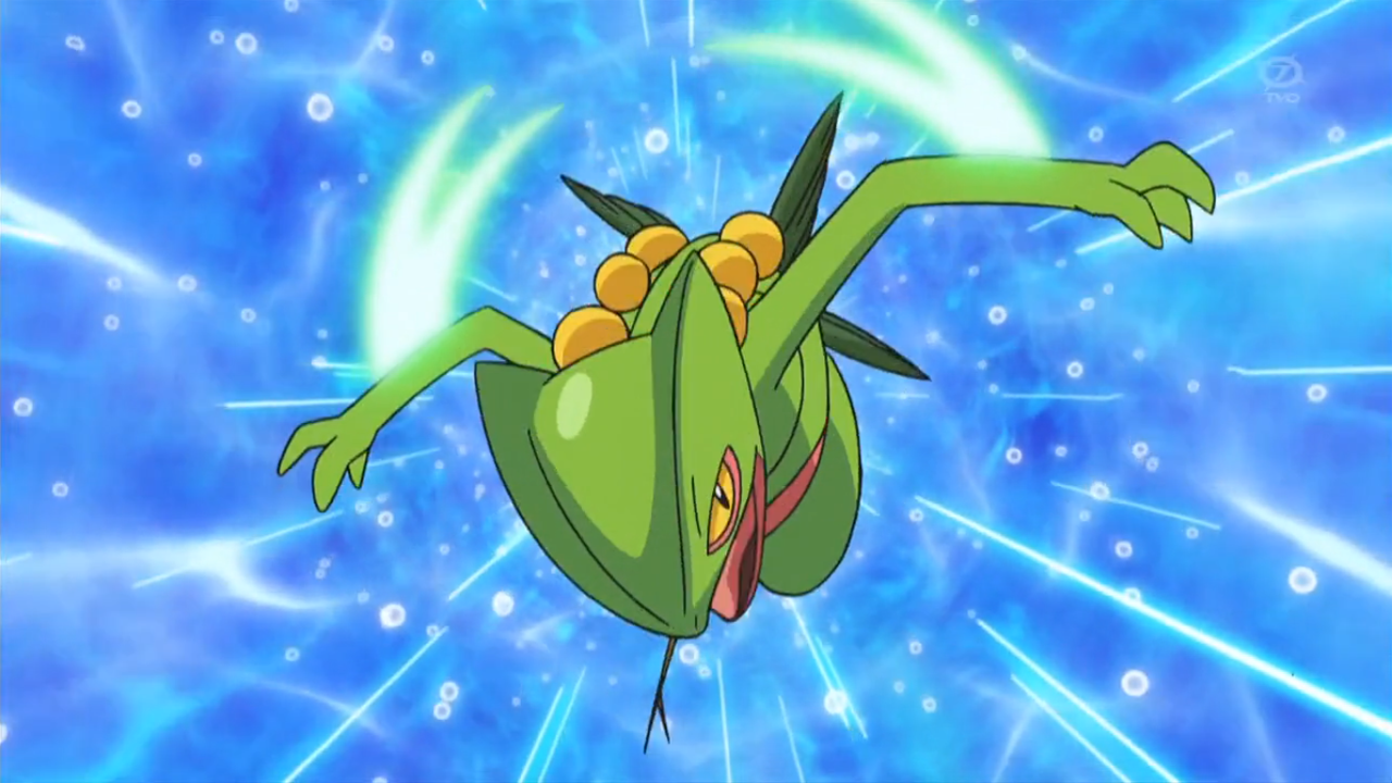 Rumor Sceptile To Join The Fight In Pokk 233 N Tournament On