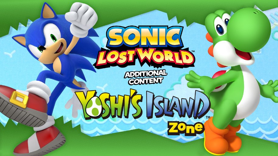 sonic lost world launches free yoshis island zone dlc