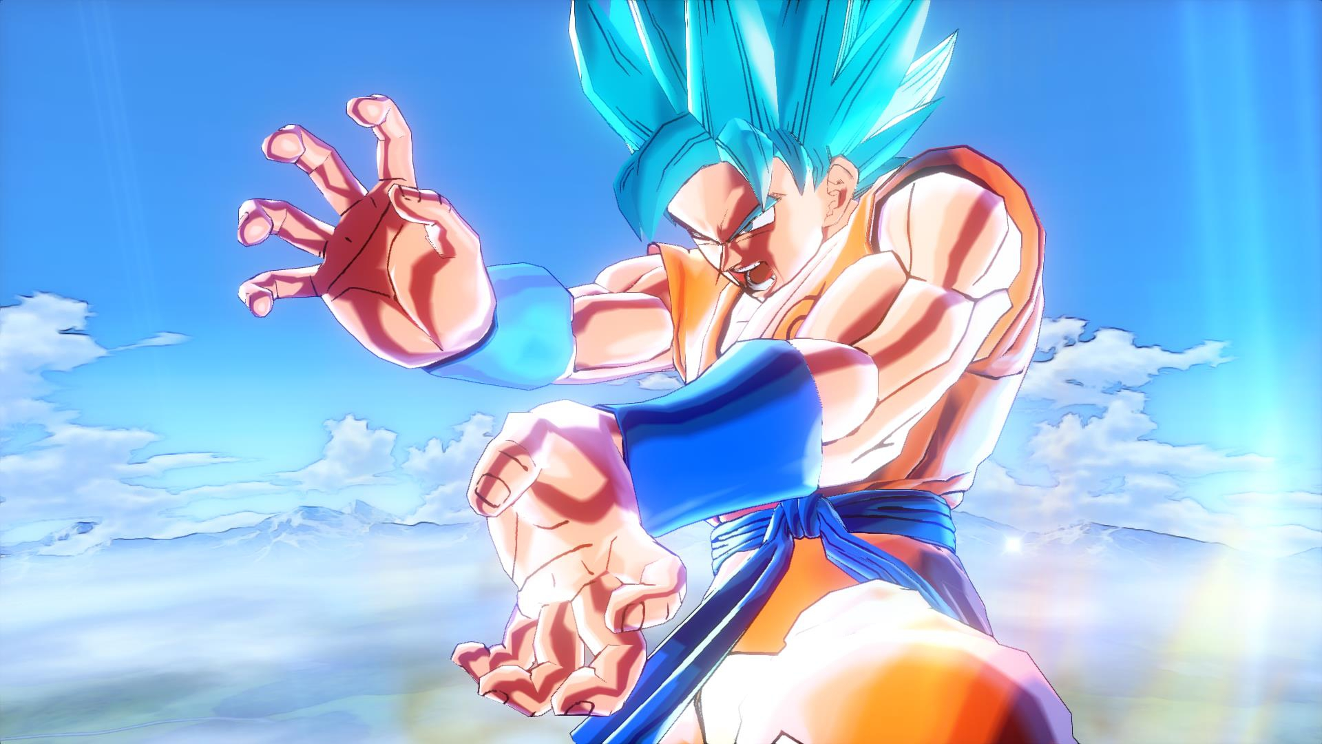 Super Saiyan God Super Saiyan Goku and Vegeta DLC for ...