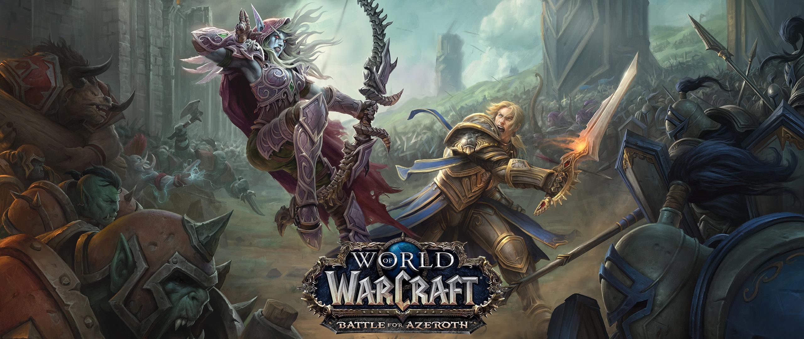 World of warcraft release date in Brisbane