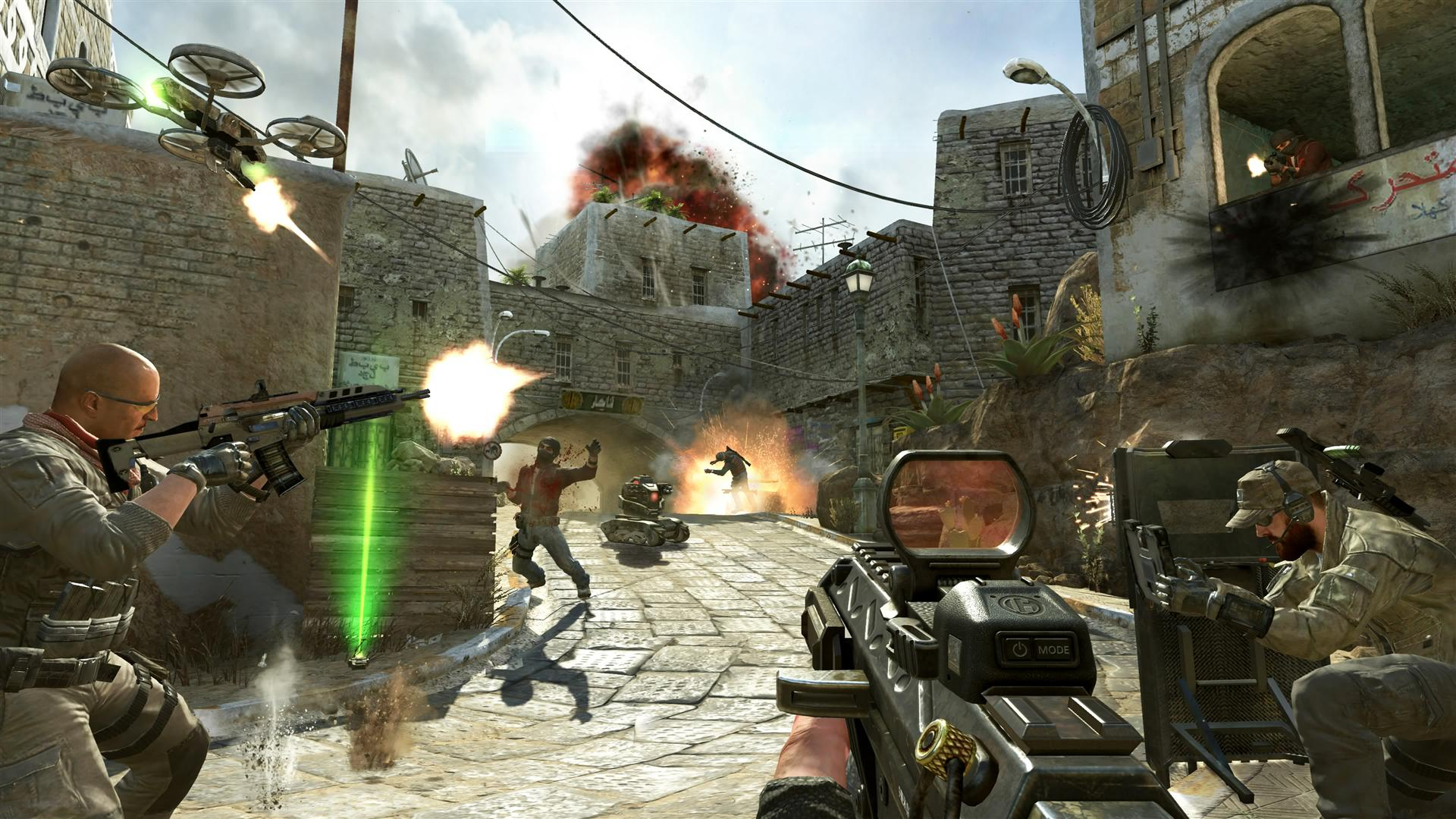 Call of Duty: Black Ops 2 sees new screenshots, 'Declified ... Call Of Duty Black Ops Declified Maps on